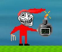 Zack bomb troll