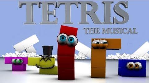 Tetris The Musical (Game Parody Song)