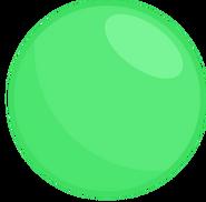Green Ball Body