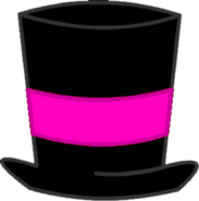 Magenta Top Hat Body