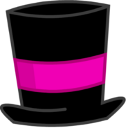Magenta Top Hat New Body