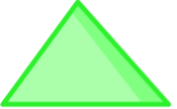 Green Triangle Body