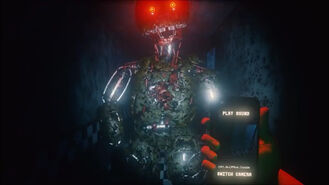 Ignited Springtrap body color