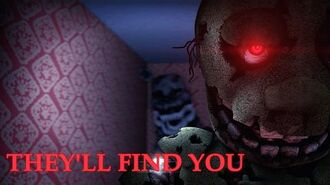 FNAF SFM They'll find you by Griffinilla