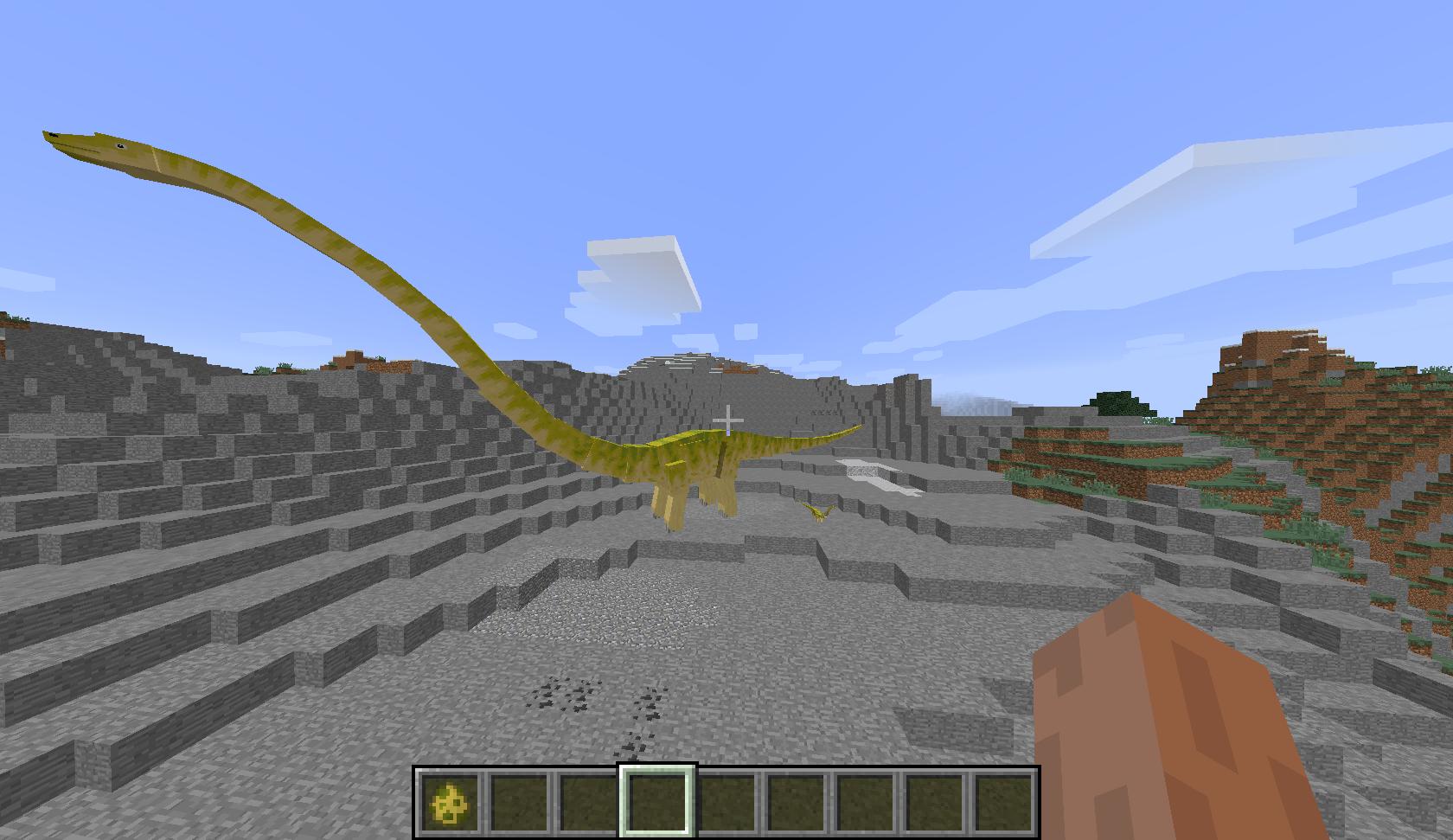 Mamenchisaurus | The JurassiCraft Minecraft Mod Wiki | FANDOM