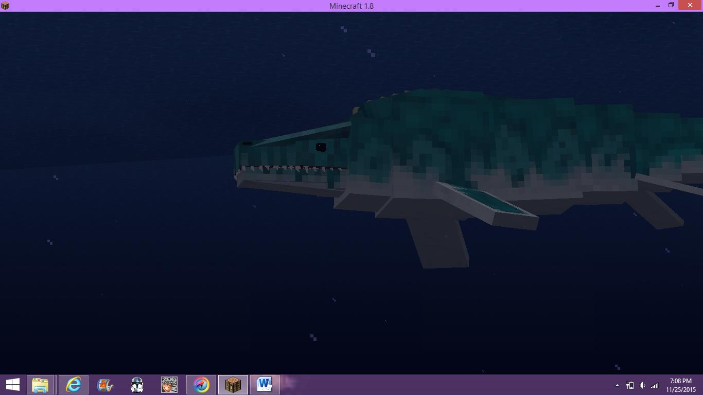 Tylosaurus | The JurassiCraft Minecraft Mod Wiki | FANDOM