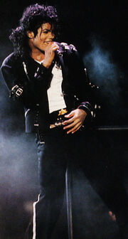 Michael Jackson Bad Tour (2)