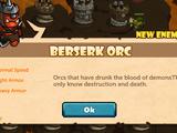 Berserk Orc
