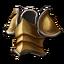 Equips Scorpion Armor