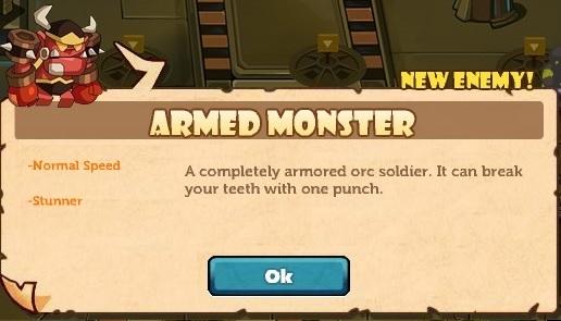 Armed Monster