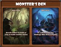 Monster's-Den