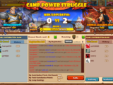 Camp Power Struggle