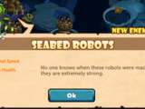 Seabed Robots