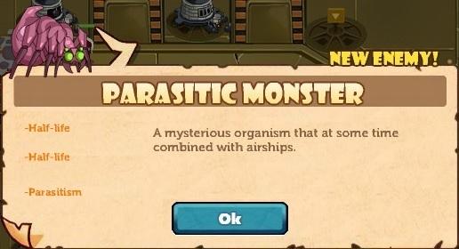 Parasitic Monster