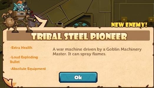 Tribal Steel Pioneer