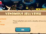 Venomous Jellyfish