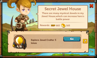 Secret Jewel House