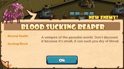 Blood Sucking Reaper