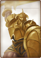 Hero Gold Knight portrait