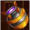 HeroSkill Master Stunner Bomb