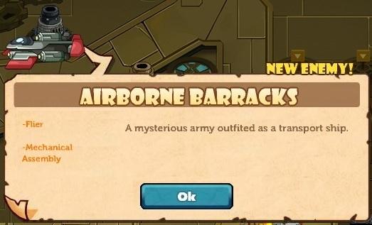 Airborne Barracks