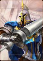 Hero Knight Commander portrait