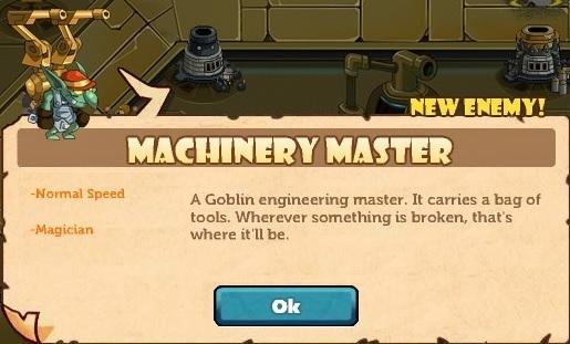 Machinery Master
