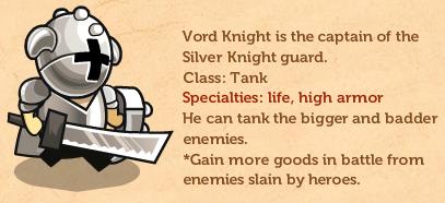 Vord Knight info