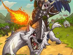 Wolfbane art