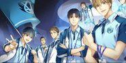 Blue Rain Team