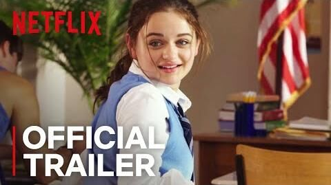 The Kissing Booth Official Trailer HD Netflix
