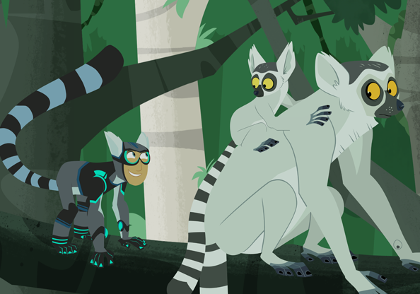 ring tailed lemur the kratt brothers wiki fandom powered by wikia