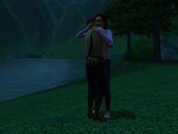 Henry comforts Karen