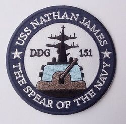 USS Nathan James (DDG-151) | The Last Ship Wiki | FANDOM