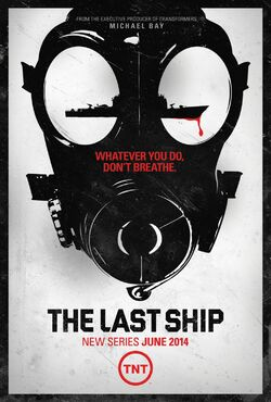 The Last Ship Season 1 poster