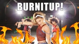 JANET JACKSON - BURNITUP! ft