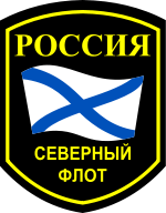 Sleeve Insignia of the Russian Northern Fleet