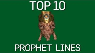 The Top 10 Prophet Lines