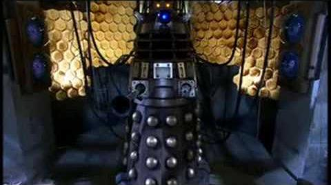 Doctor-Dalek Caan Face Off!!