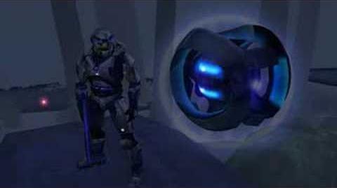 """Halo Cutscene (HD) """"343 Guilty Spark Final Cutscene"""" ( 23)"""