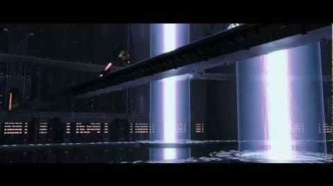 Obi-Wan Kenobi and Qui-Gon Jinn vs Darth Maul - Blu Ray 1080p HD-0