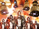 Dalek-Cyberman War