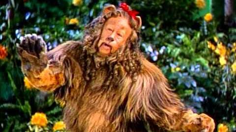 If I Were King of the Forest-Restored from The Wizard of Oz