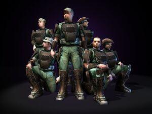 HaloCE Marines Render