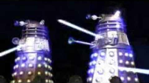 Daleks VS Dalek Hybrids