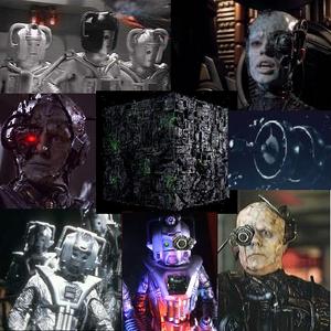 Cyberman-Borg War
