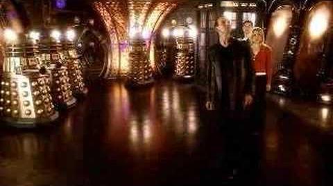 Doctor Who Emperor Dalek Funny!!