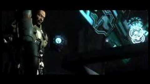 "Halo 3 Cutscenes - 22 - ""Halo Control Room"""