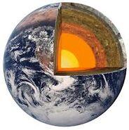 Earth makeup
