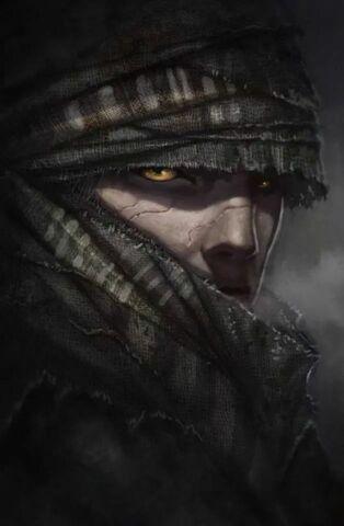 Desert warrior 1